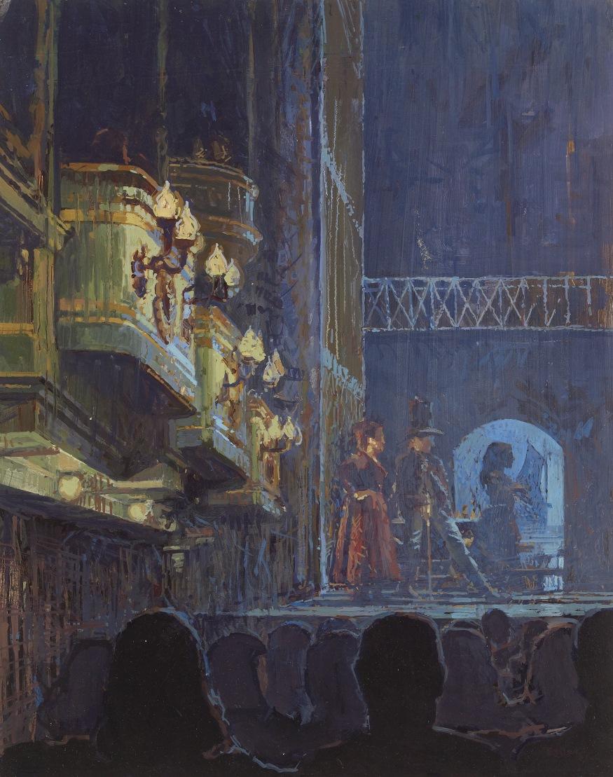 The Theatre Royal Drury Lane. Oom Pah Pah! Oliver