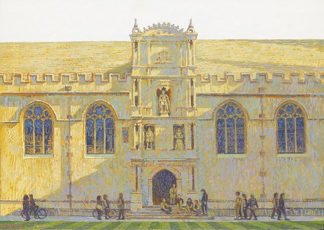 Wadham College Oxford